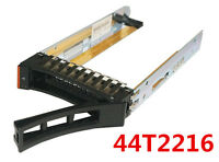 "Original 44T2216 2.5"" Tray Driver Bay Caddies For IBM x3550 x3650 x3500 x3400 M4"