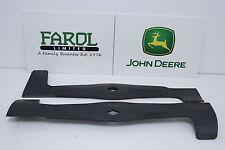 Genuine John Deere Mower Blade Set AM131560  LTR155 LTR166 LTR180