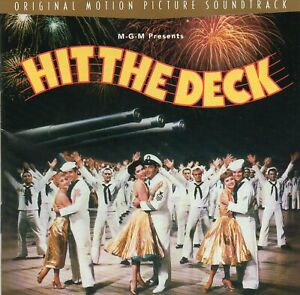 Hit The Deck Original Soundtrack  CD