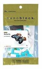 Nanoblock Butterfly  130 Pcs Building Kit S.58323