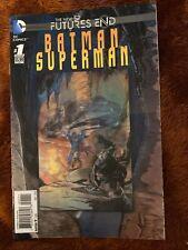 batman/superman cgc 9.8 The New 52 Futures End #1 3d Cover Dc Comics 11/14
