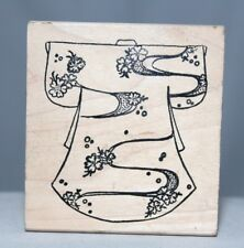 Komono Flowers Nice! Floral Design Judi Kins USA Wood & Foam Backed Rubber Stamp