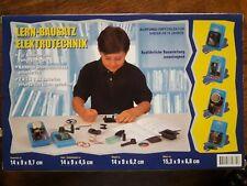 Kinder Elektrotechnik Baukasten Lern-Bausatz Spielzeug Neu