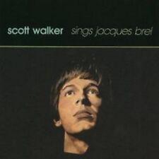 Scott Walker - Sings Jacques Brel (NEW CD)