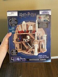Nano Metalfigs Nanoscene Harry Potter Gryffindor Tower Brand New Sealed 31 Piece
