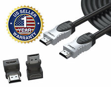 50 FT 4K HDMI Cable 2.0 for Dell Asus Lenovo HP LG Panasonic Canon Sharp