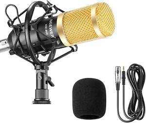 Neewer® BM800professional studio broadcasting and recording microphone