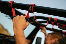 "EK Motor Sports Ekcessories 1 3/4"" Red ATV Roll Cage Bar Grab Handle 19022P-W60"