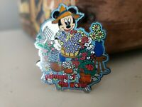 Retired 2004 Disney WDW Epcot Gardens Of The World Tour Mickey Mouse Pin LE 1500