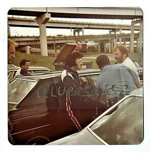 ELVIS PRESLEY ORIGINAL CANDID PHOTOGRAPH #6 - SHREVEPORT, LA - JULY 2, 1976