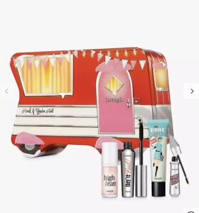Benefit Cosmetics Gift Set. Honk If You're Hot Campervan Tin Set. Brand New