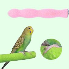 1Pc Bird Perch Random Color Grinding Nail Perches Parrot Stand for African Grey
