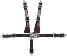"G-FORCE Racing Adult 2"" SFI 16.1 Latch Link Belts Black 6570 SFI 16.1 UTV"
