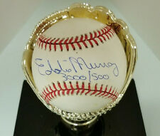Eddie Murray  3000/500   signed Official AL Baseball