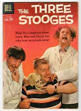 Dell - FOUR COLOR #1127 THE THREE STOOGES #3 - G Vintage Comic