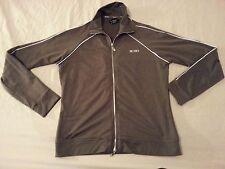 BCBG Max Azria Full Zip Jacket Green Large