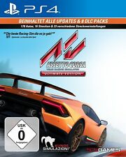Assetto Corsa - Ultimate Edition (Autorennen-Simulation) Your Racing Simulator.