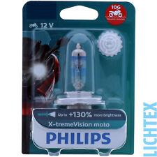 Philips X-tremeVision moto - 130% más luz-máximo rendimiento nuevo embalaje original
