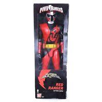 Bandai 2018 Saban's Power Rangers Super Ninja Steel Red Ranger Action Figure