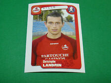 N°153 LANDRIN LILLE OSC LOSC DOGUES PANINI FOOT 2005 FOOTBALL 2004-2005