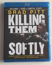 2012 American Movie Blu-Ray Killing Them Softly - Ray Liotta, Brad Pitt