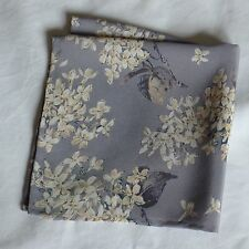 Lilac Liberty of London silk pocket square