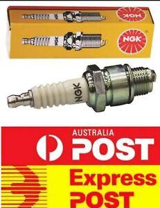 NGK BR7HS-10  x 4 Spark Plugs for Yamaha Honda Kawasaki Suzuki + more