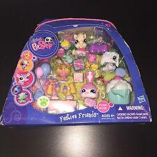 NEW Littlest Pet Shop Festive Friends 1709-1712 Birthday Party Balloons READ