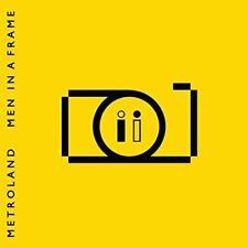 Metroland - Men In A Frame [New CD]