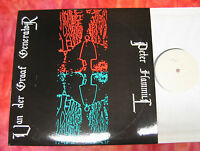 """VAN DER GRAAF GENERATOR / PETER HAMMILL """"Compilation"""" vinyl LP prog rock"""