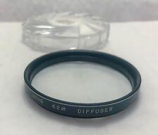 VINTAGE Hoya 62 mm Diffusore Filtro
