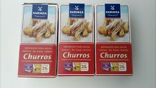 Instant mix for making Spanish Churros 500g X 3 perfect with hot chocolate.