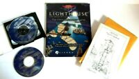 Lighthouse The Dark Being 1996 PC 2 Disc game Manual Strategy Guide More no box