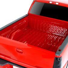 Chevy Silverado 3500 2001-2006 Westin 72-41151 Smooth Black Side Bed Caps