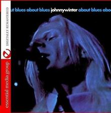 JOHNNY WINTER - ABOUT BLUES NEW CD