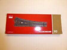Fleischmann 6171 weiche rechts Handbetrieb H0