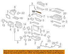 Chevrolet GM OEM 10-15 Camaro 6.2L-V8 Evaporator Heater-Valve 92215212