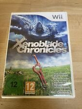 Xenoblade Chronicles (Nintendo Wii, 2011) With Manual