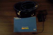 Cisco Linksys Wireless Router model CRT 160N J3