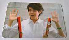 Yoseop Yoseob Beast Highlight The First Collage Official Photocard Photo Card