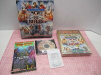 SSI BIG BOX AGE OF RIFLES 1846-1905 CD ROM VIDEO GAME CAMPAIGN DISK (NEW SEALED)