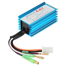 Racing 2 Pin CDI Box Ignition For YAMAHA JOG Scooter Moped 2 Stroke 50CC 90CC ST