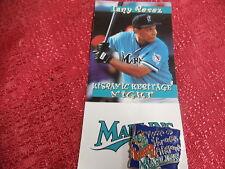 Florida Marlins 97 Hispanic Heritage Give Away Pin MLB