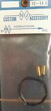 NJ INTERNATIONAL--NO # - SIGNAL LIGHTS-PKG OF 2 - WHITE- HO SCALE -OLD STOCK/NIP