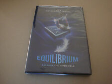 EQUILIBRIUM DVD & GIMMICKS BY JESSE FEINBERG & CRISS ANGEL MAGIC CARD TRICKS