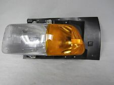 FORD HN80 & STERLING TRUCK LH LEXAN HEADLAMP ASSEMBLY WITH TURN SIGNAL