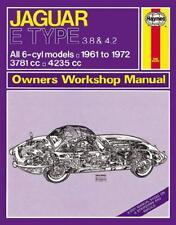 Jaguar E Type Owner's Workshop Manual by Haynes Publishing (author)