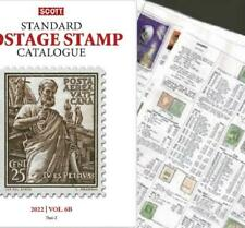 Timor 2022 Scott Catalogue Pages 81-88