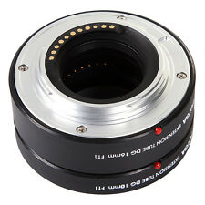 Automatic Macro Extension Tube Ring for Olympus Panasonic four thirds Micro X4F4