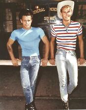 Male Models cowboy Gay Interest 8x10 photo #U6515
